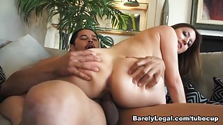 Bliss Dulce in My New Black Stepdaddy #16 - BarelyLegal