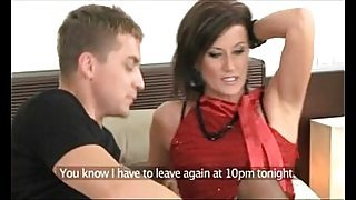 Mom Working MILF Wife gets Fucked by http://cams18.org