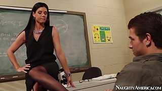 India Summer & Xander Corvus in My First Sex Teacher